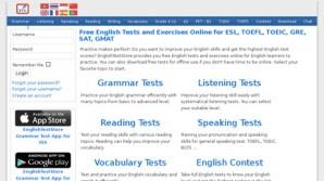 English Test Store