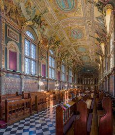 Royal Holloway Interior