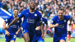 Leicester City Underdog