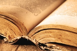 Old Latin Book